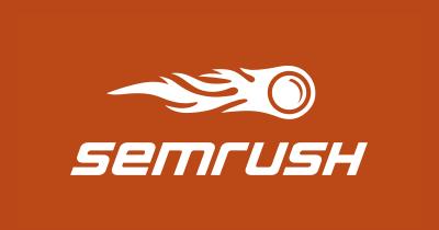 semrush logo alt bg 400